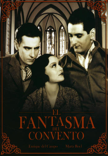 EL FANTASMA DEL CONVENTO, EL / DVD.. Librería El Sótano