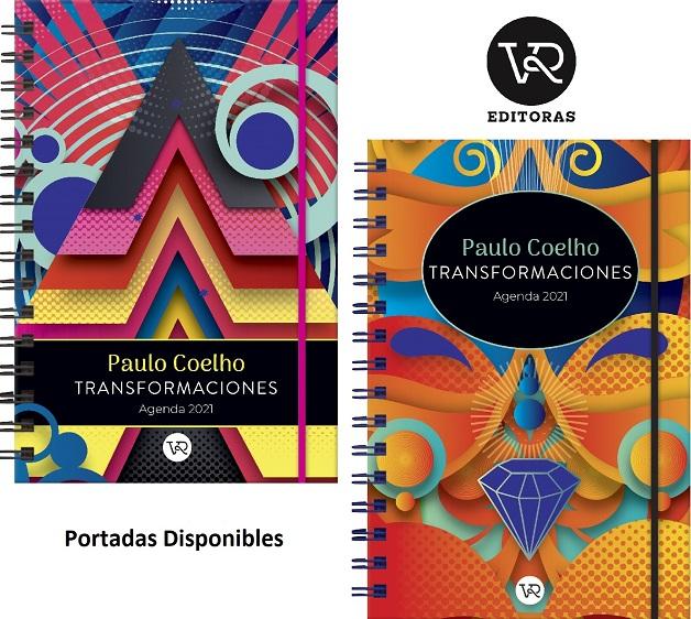Agenda Paulo Coelho Transformaciones 2021 Anillada Pd 2 Modelos Agendas Libreria El Sotano