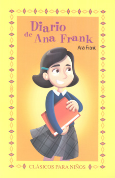 El Diario De Ana Frank Libro Para Niños Noticias Niños