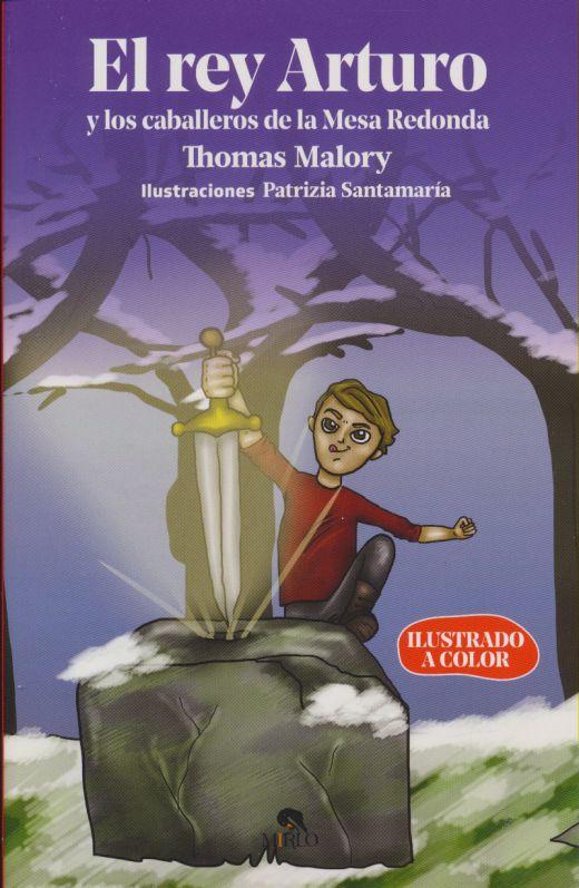 Rey Arturo Y Los Caballeros De La Mesa Redonda El Malory Thomas Libro En Papel 9786071430649 Librería El Sótano
