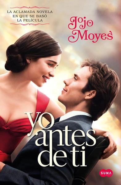 Yo Antes De Ti Edición De Película Moyes Jojo Libro En Papel 9786073145985 Librería El Sótano