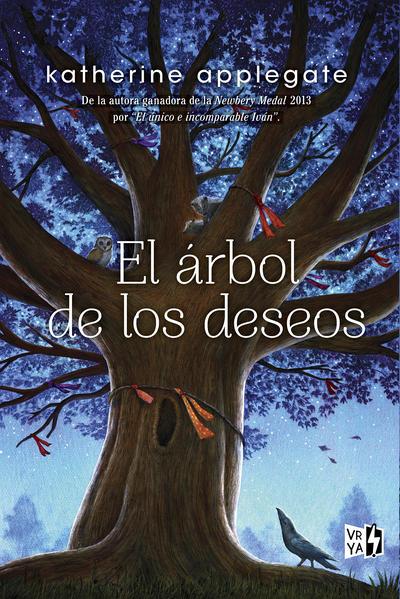 ARBOL DE LOS DESEOS, EL. APPLEGATE KATHERINE. Libro en