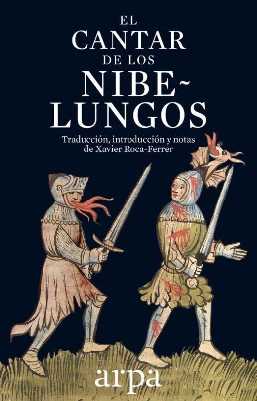 Cantar De Los Nibelungos El Roca Ferrer Xavier Libro En Papel 9788416601592 Librería El Sótano