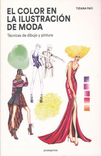 33f9c3165 COLOR EN LA ILUSTRACION DE MODA