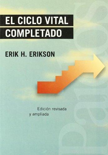 CICLO VITAL COMPLETADO, EL. ERIKSON ERIK H.. Libro en
