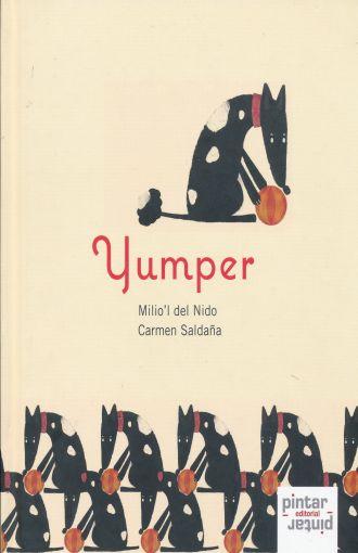 daff8d583f38e4 YUMPER / PD.. NIDO MILIOL DEL. Libro en papel. 9788492964598 ...