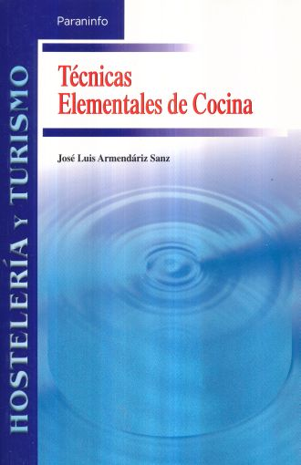 Tecnicas Elementales De Cocina
