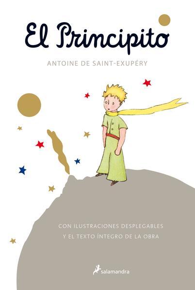 PRINCIPITO, EL. POP UP CON ILUSTRACIONES / PD.. SAINT EXUPERY ANTOINE DE.  Libro en papel. 9788498386707 Pendulo