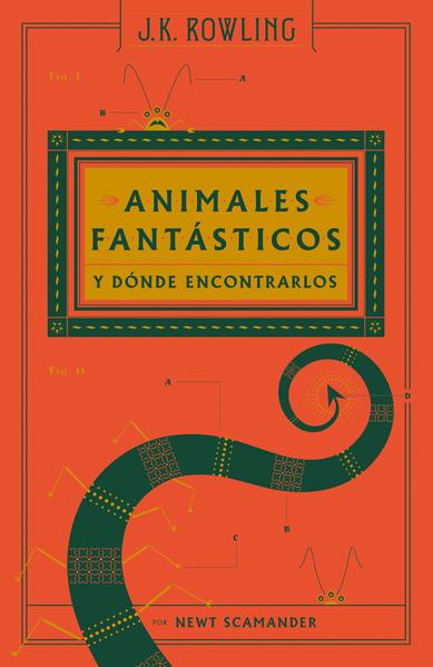 Resultado de imagen para animales fantasticos libro