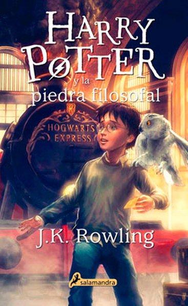 HARRY POTTER Y LA PIEDRA FILOSOFAL. ROWLING J. K. (ROWLING
