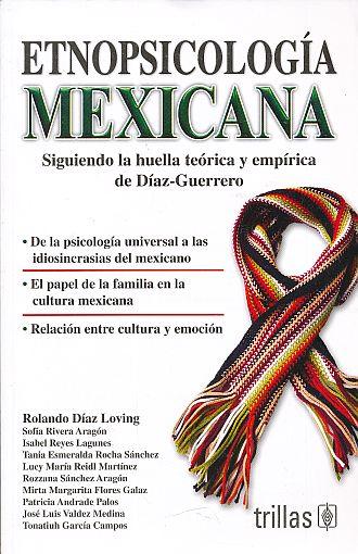 Psicologia Del Mexicano Rogelio Diaz Guerrero Epub