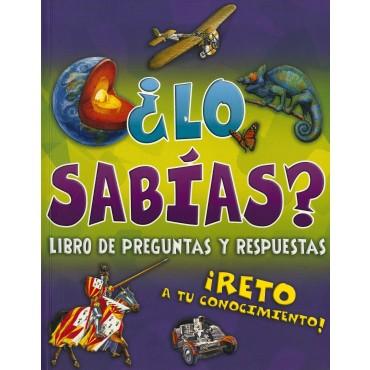 Sabias Lo Libro De Preguntas Y Respuestas Varios Libro En Papel 9789707752726 Libreria El Sotano
