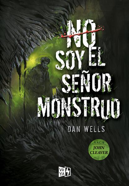 SAGA CLEAVER 2 - NO SOY EL SENOR MONSTRU